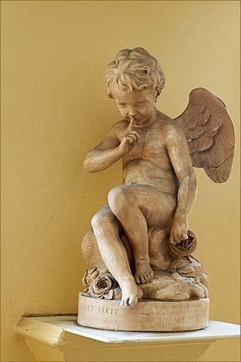 Statue : l'Amour menaçant