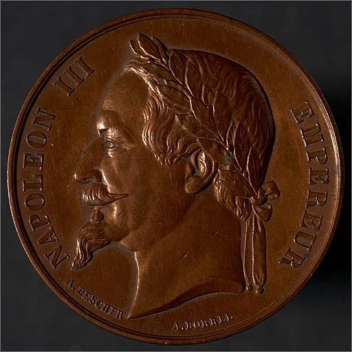 Médaille de comice agricole : Epinal