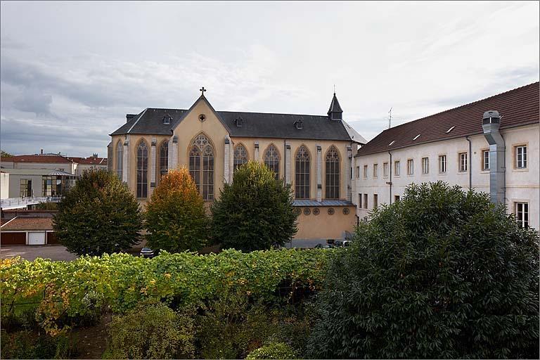 Église conventuelle Sainte-Anne des soeurs de la Doctrine chrétienne