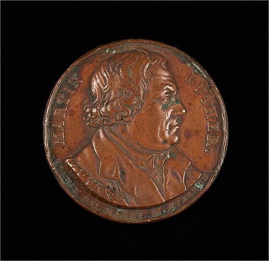 Médaille commémorative du 3e jubilé de la Réforme protestante