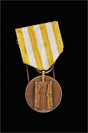 Médaille du ministère de la Santé publique