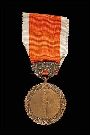 Médaille du ministère de l'Hygiène, de l'Assistance et de la Prévoyance sociales