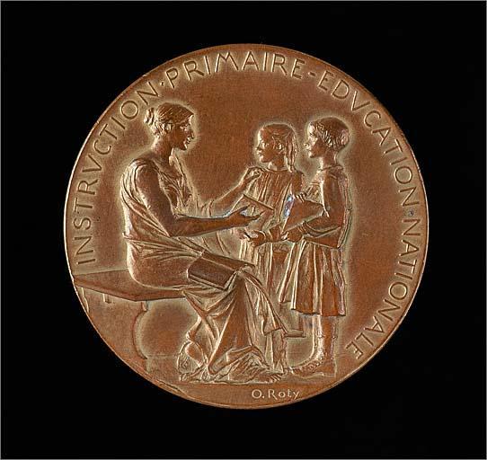 Médaille de l'Enseignement primaire