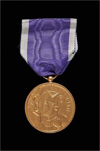 Médaille diocésaine d'honneur : diocèse de Reims