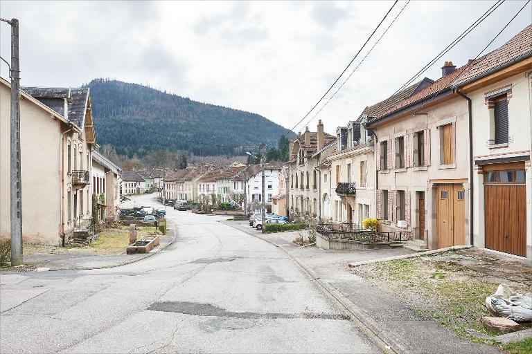 Présentation du village de Vexaincourt
