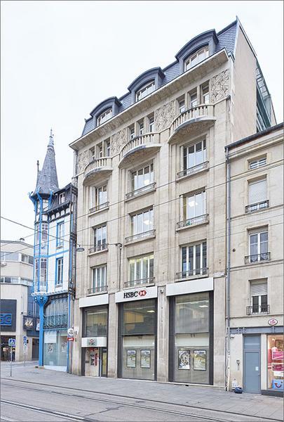 brasserie (restaurant) et hôtel de voyageurs dit le Palais de la Bière