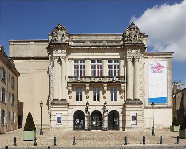 Théâtre du château dit salle de comédie puis théâtre municipal dit La Méridienne