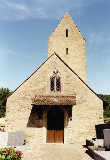 Chapelle de la Burnkirch, ancienne église Saint-Martin