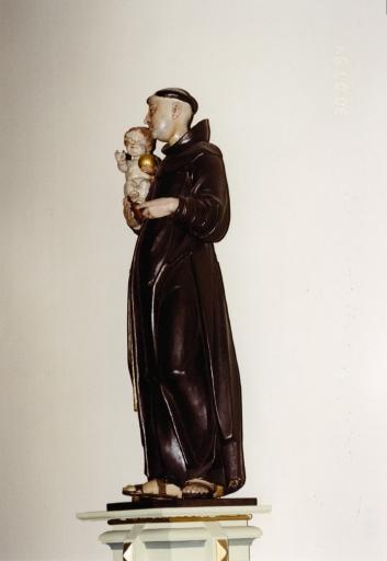 statue : saint Antoine de Padoue
