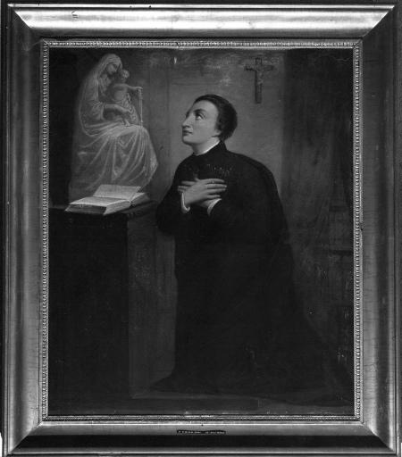 Tableau : Saint Stanislas Koska