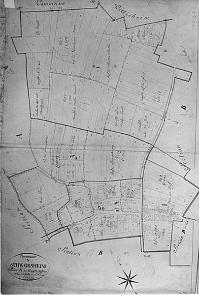 Présentation de la commune de Schwobsheim