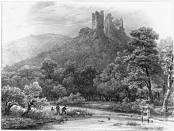 Château fort de Wasigenstein