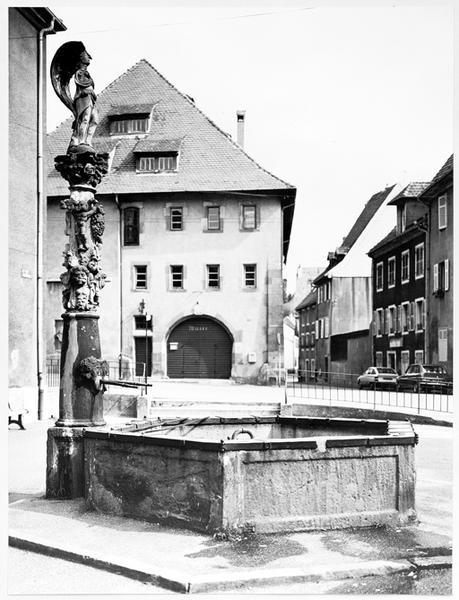 Fontaine des vignerons