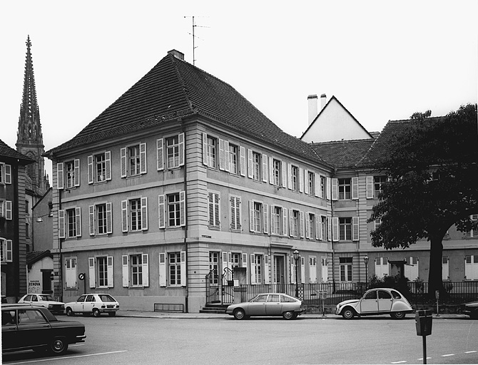 maison d'industriel, maison Steinbach