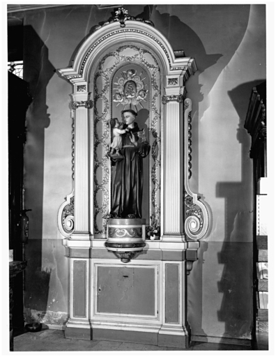retable de saint Antoine de Padoue