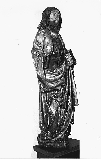 Statue : Evangéliste (1)