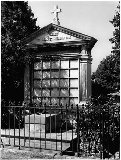 Tombeau de la famille Jean Schmerber No 19