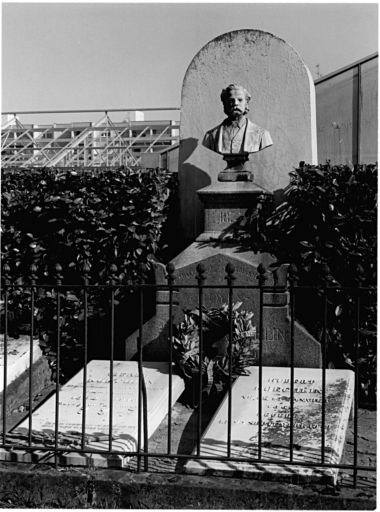 tombeau de Alfred Koechlin No 24