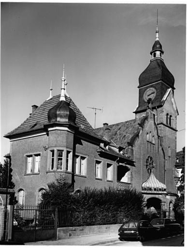 Eglise de luthériens Saint-Martin dite Eglise Evangélique