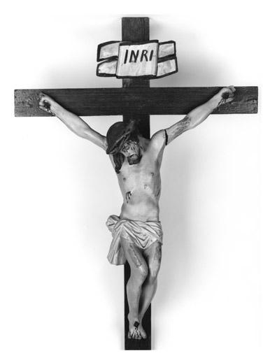 Croix : Christ en croix (2)