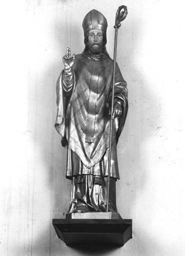 Statue : saint Arbogast