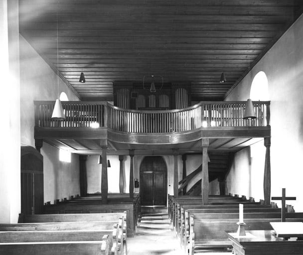 Eglise Saint-Jean-Baptiste, temple