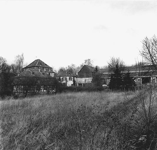 maison d'industriel, dite château Le Bel