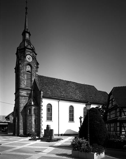 Église paroissiale Saint-Pancrace, Saint-Sébastien
