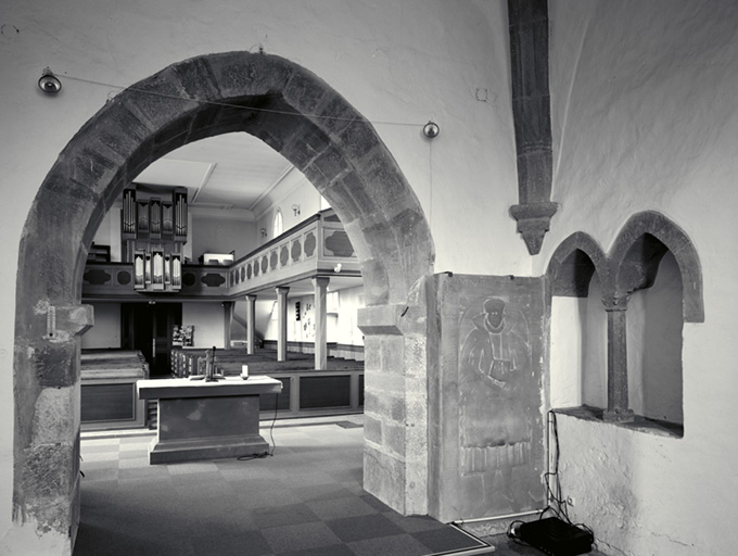 Église paroissiale, temple