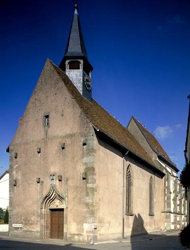 Collégiale Saint-Blaise, Saint-Barthélémy