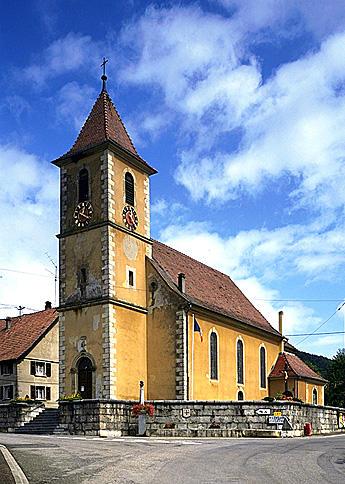 Église paroissiale Exaltation-de la-Sainte-Croix