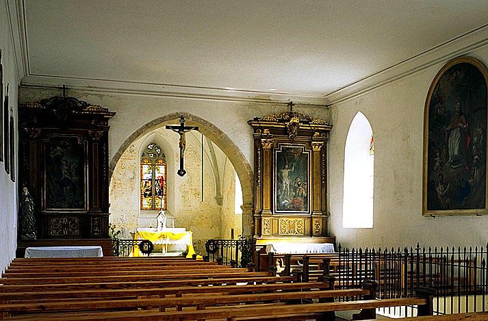 Eglise paroissiale Saint-Martin-des-Champs