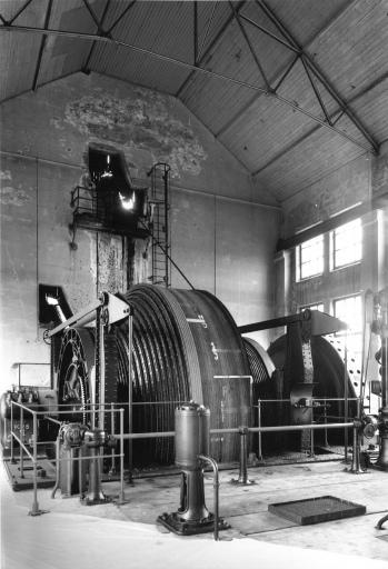Mine de potasse du puits Joseph-Else, actuellement ensemble commercial et station de traitement des déchets