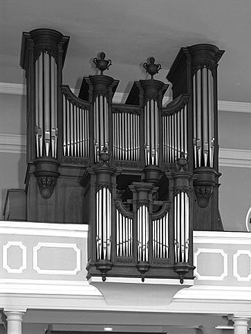 Orgue (grand orgue, positif)