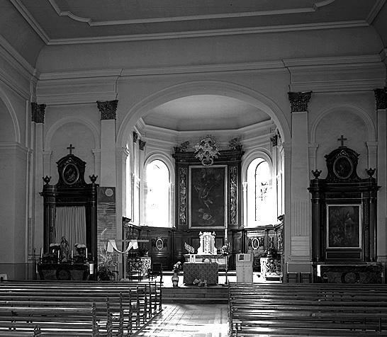 Eglise catholique Saint-Michel
