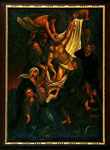 Chemin de croix : Passion