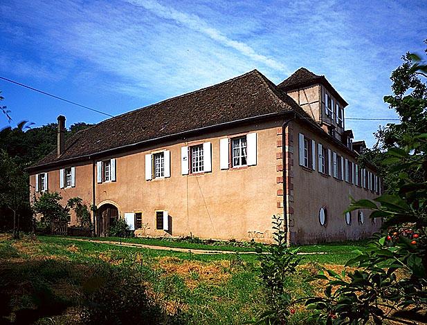 prieuré Saint-Gilles