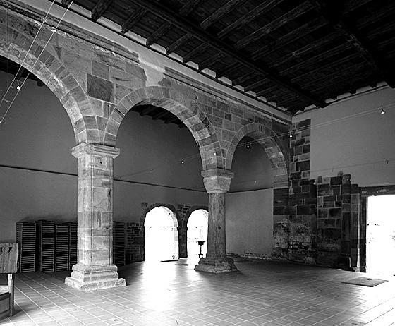 Prieuré de chanoines réguliers de saint Augustin dit Abbaye de Marbach