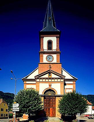 Église paroissiale Saint-Wendelin