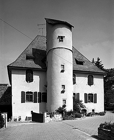 Maison de prieur dite château