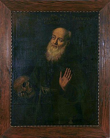 tableau : Portrait de saint Laurent de Brindisi
