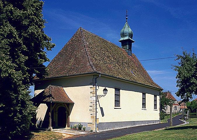 Chapelle Sainte-Afre