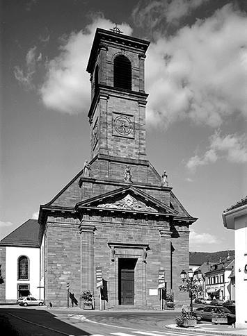 église paroissiale Saint Martin