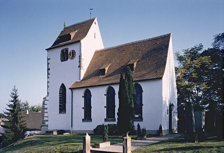 Eglise protestante Saint-Brice