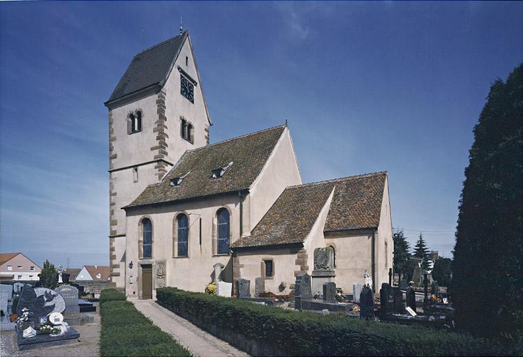 Eglise protestante Saint-Pierre