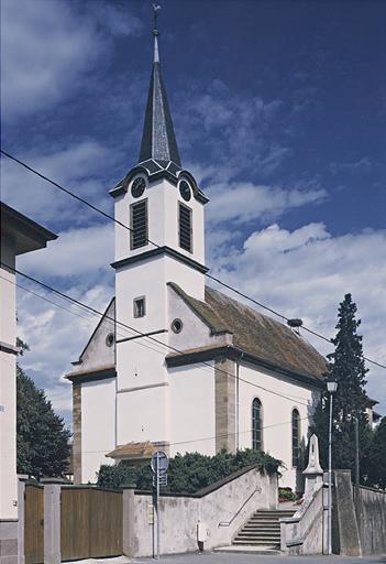 Eglise paroissiale Saint-Ulrich