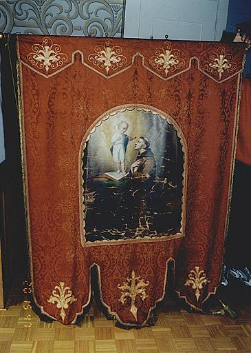 Bannière : saint Antoine de Padoue