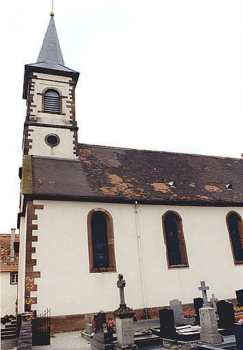 Eglise paroissiale Saint-Nicolas