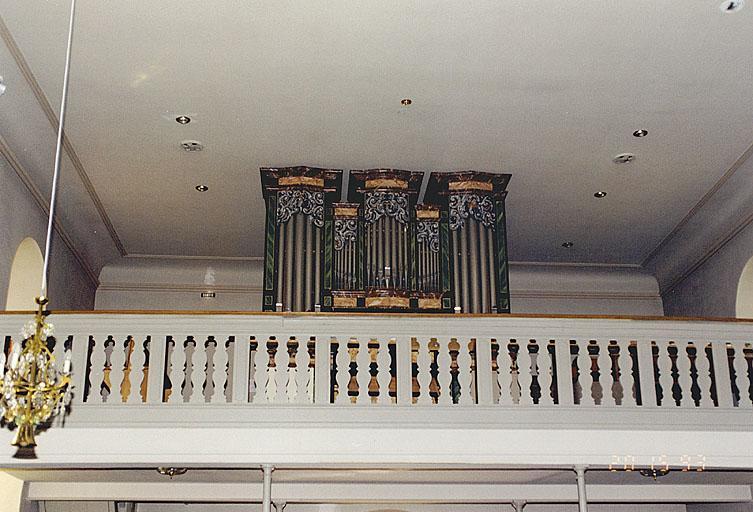 le mobilier de l'église paroissiale Saint-Martin (liste supplémentaire)