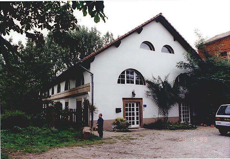 Filature de lin et de chanvre, actuellement maison